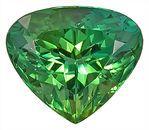 Beautiful Cut and Color - Green Tourmaline Genuine Gemstone - Perfect Make,  Pear Shape, 15.5 x 13.4 mm, 10.97 carats