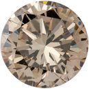 Champagne Diamonds in Round Cut