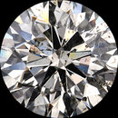 Diamonds G-H Color Round Cut - Value Quality Grade  in SI - SI Clarity