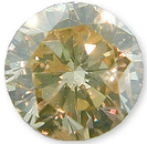 Fancy Brownish Yellow Diamond 0.86 carats