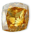 Fancy Brownish Yellow Diamond 1.03 carats