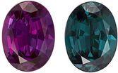 GIA Certified Brazilian Alexandrite Gem, Finest Gems in Oval, 9.9 x 7.4 mm, 2.62 carats