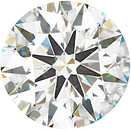 Shop Canadian Diamond Melee, Round Hearts & Arrows Cut, E Color VS Clarity, 1.00 mm in Size, 0.005 Carats