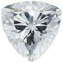 Imitation Diamond Trillion Cut