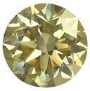 Intense Fancy Yellow Diamonds in Round Brilliant Cut