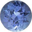 Round Shape Tanzanite Gemstone Grade AAA  1.75 mm