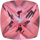 Swarovski  Pink Passion Topaz Antique Square Cut in Grade AAA