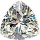 Trillion Cut Charles & Colvard MOISSANITE Gems Grade AAA 3.00 mm  to 9.00mm