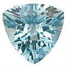 Unbelievable Brilliance - Aquamarine GEM, Trillion Cut, 6.79 carats,