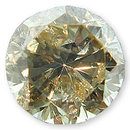 Very Light Yellow Diamond 0.83 carats
