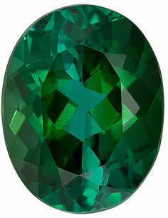 Low Price Genuine Loose Blue Green Tourmaline Gemstone in Oval Cut, 9.3 x 7.2 mm, Teal Blue Green, 2.25 carats