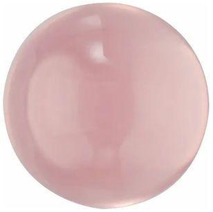 Rose Quartz Gemstone Cabochon Round Cut Gems in Grade AAA