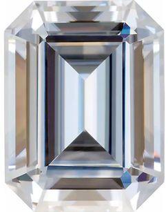Value Grade Moissanite GHI Color Emerald