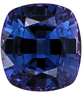 Brilliant Blue Sri Lankan Spinel - Great for Centergem! Cushion Cut, 2.9 carats