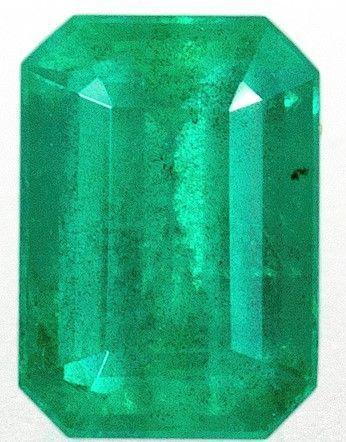 Selected Emerald Gemstone, 0.71 carats, Emerald Cut, 6.1 x 4.3 mm, A Beauty of a Gem