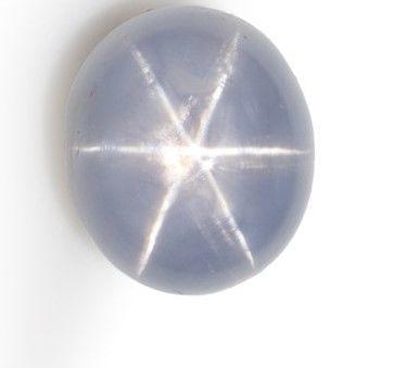 Loose Natural  Star Sapphire Gemstone, 7.02 carats, Oval Shape, 10.2 x 8.4 mm, Super Fine Gem!
