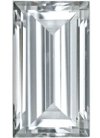 GH Color - VS Clarity Lab Grown Straight Baguette Diamonds