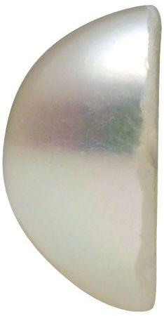 Cultured Pearl Half Shape Grade AAA