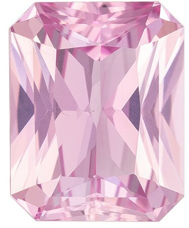 Deal on  Radiant Cut Natural Pink Sapphire Loose Gemstone, 2.78 carats, 9.07 x 7.18 x 4.26 mm with GIA Certificate, Very Bright Gem