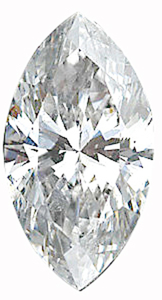 Diamonds G-H Color Grade I1 Clarity