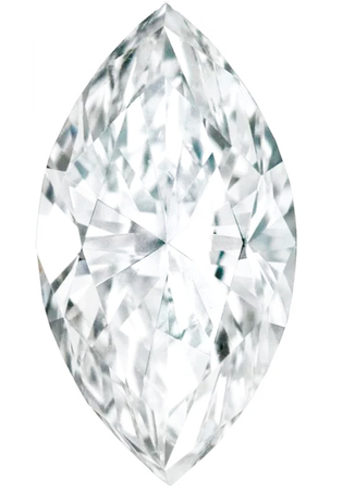 FG Color - VS Clarity Lab Grown Marquise Diamonds