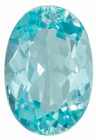 Exceptional Paraiba Tourmaline 1.29 carats, Oval shape gemstone, 8.52 x 5.8 x 3.83 mm with GRS Cert.