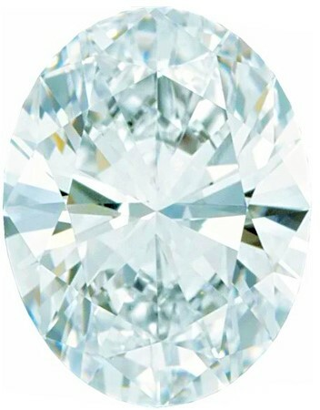 FG Color - VS Clarity Lab Grown Oval Diamonds