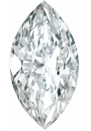 GH Color - SI Clarity Lab Grown Marquise Diamonds