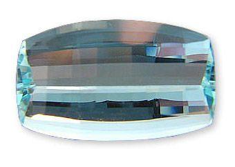 Gorgeous Genuine Natural Unique Barrel Cut Aquamarine Gemstone 11.40 carats at AfricaGems