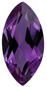 Imitation Alexandrite Marquise Cut Stones
