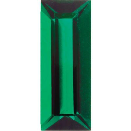 Imitation Emerald Baguette Cut Stones