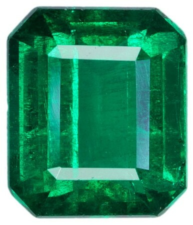 Loose Vibrant Emerald Gemstone, Emerald Cut, 2.72 carats, 9.19 x 7.82 x 5.11 mm , GIA Certified - A Magnificent Gem