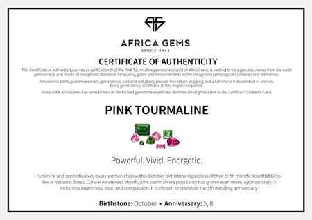 Pink Tourmaline Marquise Cut in Grade AAA