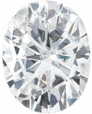 Value Grade Moissanite GHI Color Oval