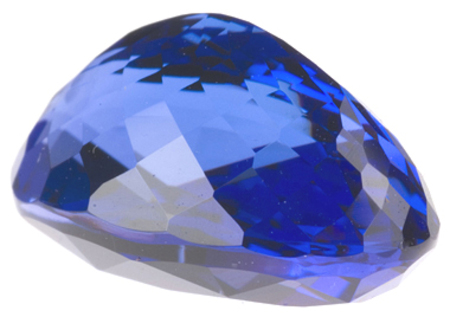 Beautiful Elongated Natural Oval Tanzanite Gemstone 5.13 carats