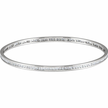 Must See Diamond Stackable Bangle Bracelet