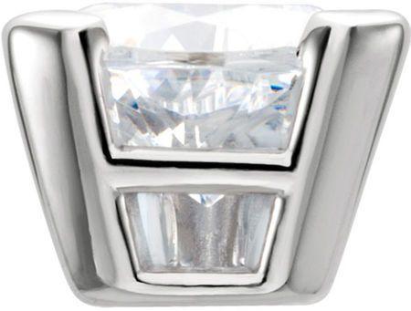 Versatile 14kt Gold 3 Prong V-End Setting for Trillion Gemstone Sized 3.00 mm to 12.00 mm