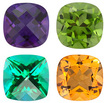 CUSHION GEMSTONES
