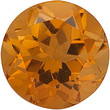 Grade AA - Round Genuine Citrine 1.50 mm to 8.00 mm