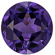 Spectacular Color! Purple Spinel Gem from Ceylon for SALE! Round Cut, 2.74 carats