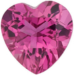 PINK TOURMALINE Heart Cut Gems  - Calibrated