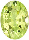 Exquisite Yellowish Gemstone With a Great Life - Perfect for Jewelry, Oval Cut, 2.82 carats