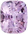 Gem Purplish Pink Sapphire Loose Gemstone in Cushion Cut, Medium Tone Purplish Pink, 12.34 x 10.31 mm, 9.85 Carats - With GIA Certificate