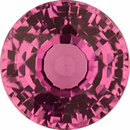 Nice Sapphire Loose Gem in Round Cut, Light Purple Pink, 5.58 mm, 0.94 Carats