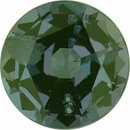 Low Price On Alexandrite Loose Gem in Round Cut, Dark Green Blue to Medium Red Purple, 4.09 mm, 0.32 Carats