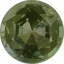 Loose Alexandrite Loose Gem in Round Cut, Medium Blue Green to Medium Red Purple, 3.96 mm, 0.28 Carats