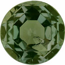 Attractive Alexandrite Loose Gem in Round Cut, Medium Blue Green to Medium Red Purple, 4.2 mm, 0.32 Carats