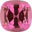 Excellent Value Sapphire Loose Gem in Antique Square Cut, Medium Red Purple, 7.11 x 7.09  mm, 1.92 Carats