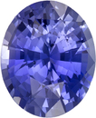 Color Change Blue - Violet Sapphire Gem in Oval Cut, Unheated GIA Certed, 7.97 x 6.52 x 4.39 mm, 1.7 carats