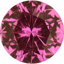 Low Price On  No Treatment Sapphire Loose Gem in Round Cut, Medium Red Purple, 5.52 mm, 0.68 Carats
